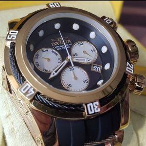 Weekend sale, new Invicta Bolt Zeus Chronograph